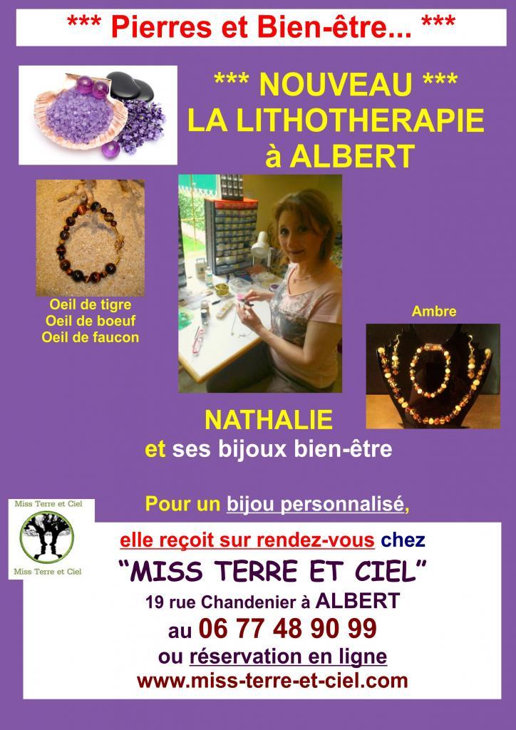 Nathalie - Conseil en Lithothérapie, Praticienne Reiki