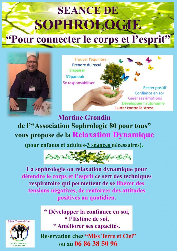 Martine Grondin-Sophrologue