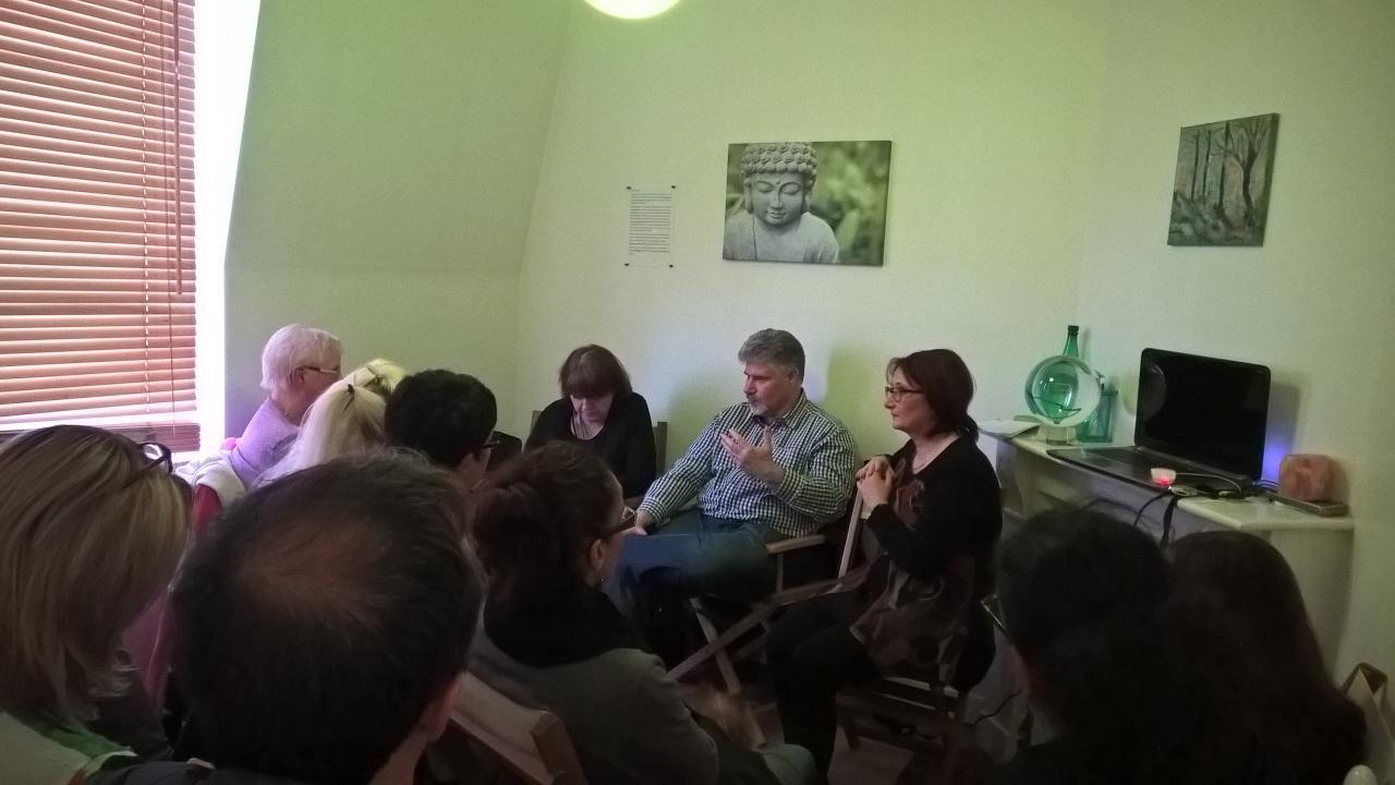 Conférence Spirit avec Maurice Simon Médium pur
