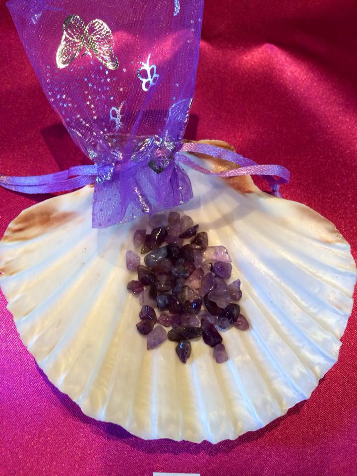 Kit de purification et de rechargement de vos pierres et bijoux