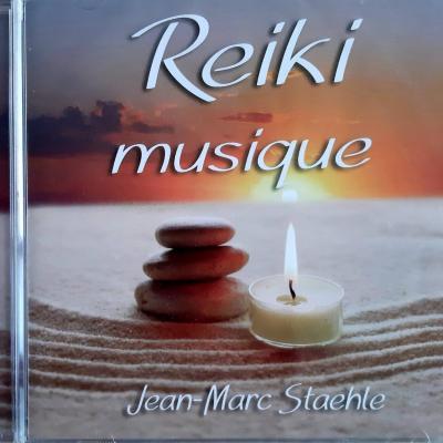 CD REIKI MUSIQUE