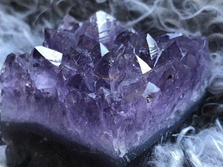 Amethyste, pierres amthyste
