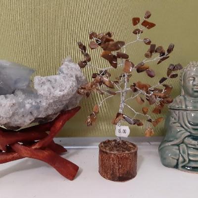 Feng Shui-Arbre du bonheur