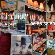 Boutique Miss Terre et Ciel 80300 Albert Lithothérapie Pierres Bijoux Encens Spirituel