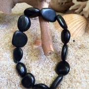 Bracelet en magnetite