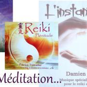 Cliquez ici pour le Rayon Cd de méditation