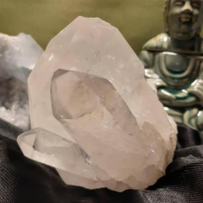 Cristal de roche brut pierre bien etre 1