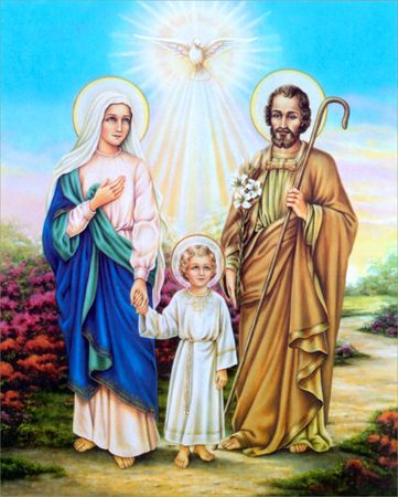 Croix de ste famille