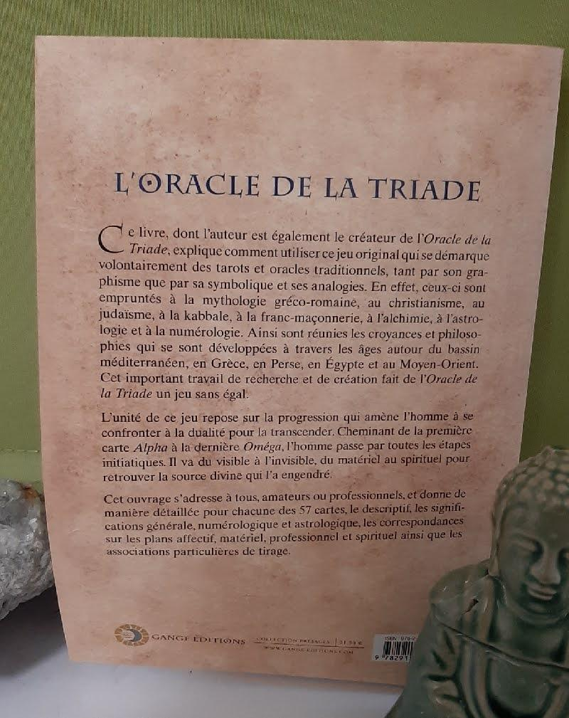 Dos l oracle de la triade