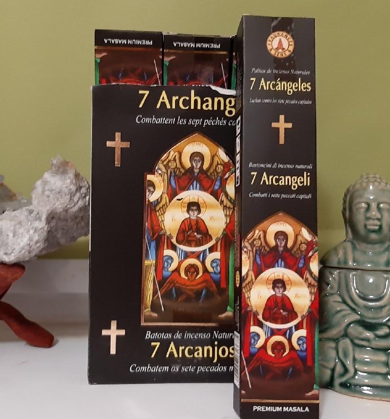 Encens 7 archanges