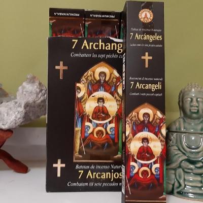 Encens des 7 Archanges (en bâtons)