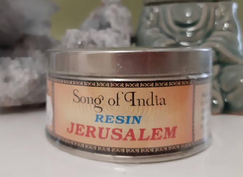 Encens resine jerusalem miss terre et ciel albert somme boutique esoterique boutique pierres