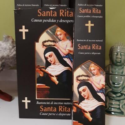 Encens Sainte Rita (en bâtons)