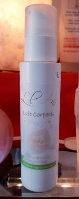LAIT CORPOREL LUL'ANE SANS PARFUM 50% LAIT D'ANESSE