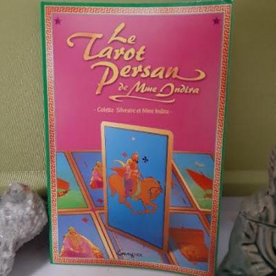 Méthodes de Tirage - Le tarot Persan de Mme Indira
