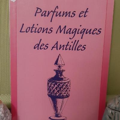 Les parfums des antilles