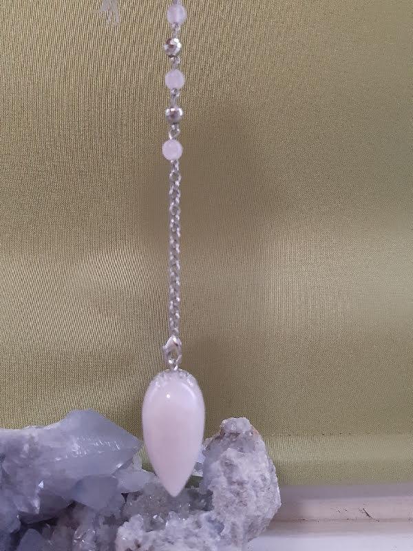 Pendule quartz rose 2