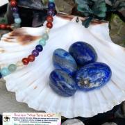 Lapis Lazuli pierres roulées