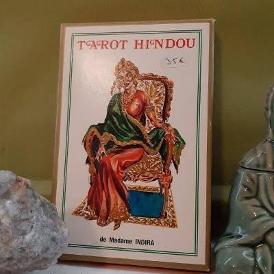 TAROT HINDOU DE MME INDIRA
