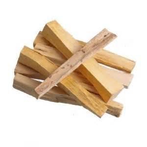 Palo Santo en bâton de bois naturel (vendu à l'unité)