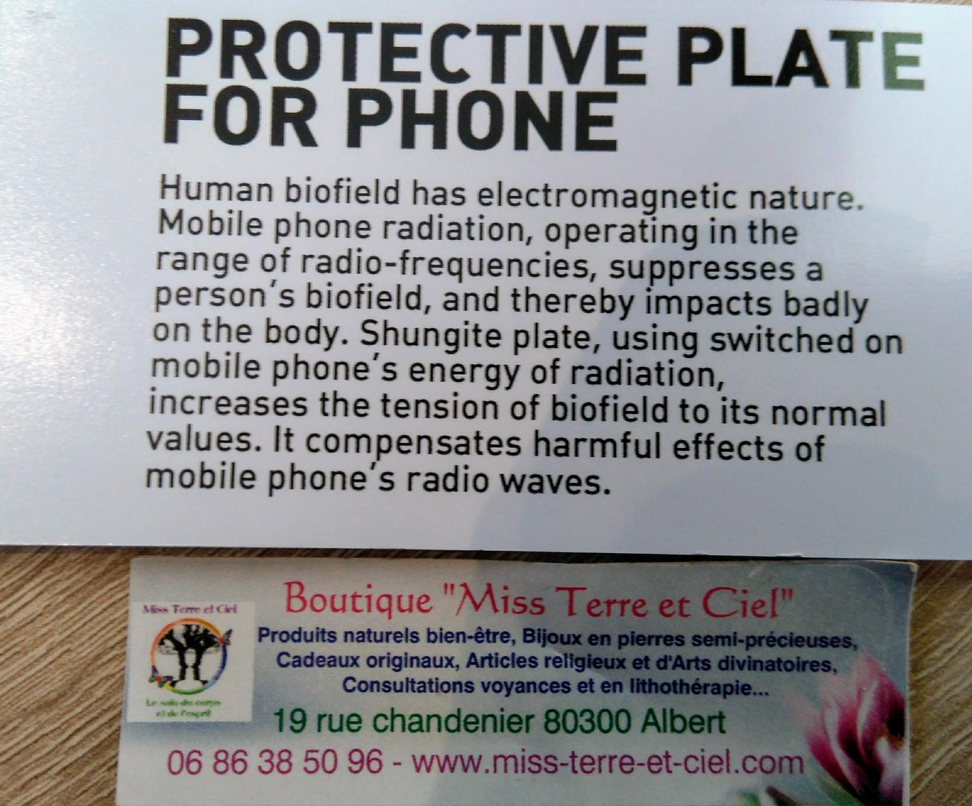 Tourmaline phone