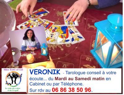 Voyance par le Tarot par Véronik-Le domaine de votre choix (30mn)