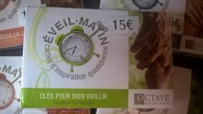 CLES POUR BIEN VEILLIR-32 CARTES