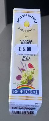 HUILES ESSENTIELLES BIO-ORANGE DOUCE 10ml