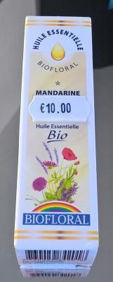 HUILES ESSENTIELLES BIO-MANDARINE 10ml